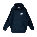 ANYTHING GOODIES <br>″ K.K SCRIPT HOODIE PULL OVER ″ <br>(BLACK×WHITE)<img class='new_mark_img2' src='//img.shop-pro.jp/img/new/icons6.gif' style='border:none;display:inline;margin:0px;padding:0px;width:auto;' />