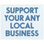 ANYTHING GOODIES <br>″ SUPPORT YOUR ANY LOCAL BUSINESS STICKER ″ <img class='new_mark_img2' src='https://img.shop-pro.jp/img/new/icons6.gif' style='border:none;display:inline;margin:0px;padding:0px;width:auto;' />