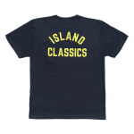 ANYTHING GOODIES × LIFE<br>″ ISLAND CLASSICS TEE ″ <BR>(BLACK×YELLOW)<img class='new_mark_img2' src='https://img.shop-pro.jp/img/new/icons6.gif' style='border:none;display:inline;margin:0px;padding:0px;width:auto;' />