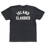 ANYTHING GOODIES × LIFE<br>″ ISLAND CLASSICS TEE ″ <BR>(BLACK ×WHITE)<img class='new_mark_img2' src='https://img.shop-pro.jp/img/new/icons6.gif' style='border:none;display:inline;margin:0px;padding:0px;width:auto;' />