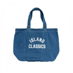 ANYTHING GOODIES × LIFE<br>″ ISLAND CLASSICS LARGE TOTE BAG ″ <BR>(WASHED × WHITE)<img class='new_mark_img2' src='https://img.shop-pro.jp/img/new/icons6.gif' style='border:none;display:inline;margin:0px;padding:0px;width:auto;' />