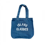 ANYTHING GOODIES × LIFE<br>″ ISLAND CLASSICS TOTE BAG ″ <BR>(WASHED × WHITE)<img class='new_mark_img2' src='https://img.shop-pro.jp/img/new/icons6.gif' style='border:none;display:inline;margin:0px;padding:0px;width:auto;' />