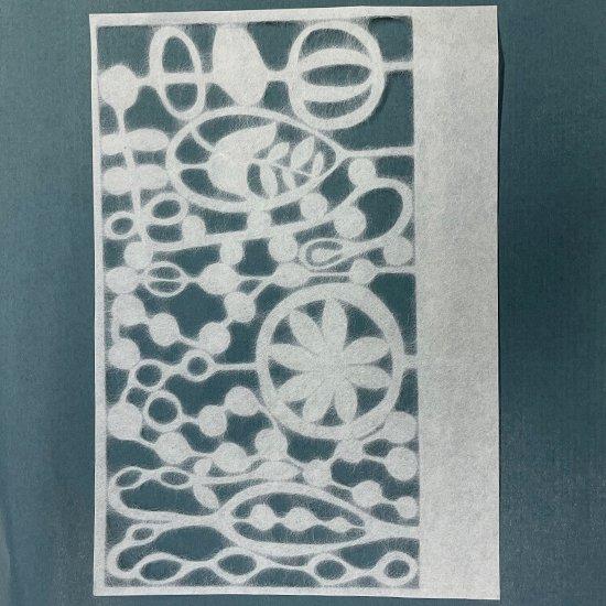 GARDEN ornament paper