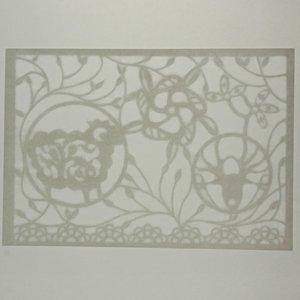 SYMPHONY ornament paper ヒツジ #13