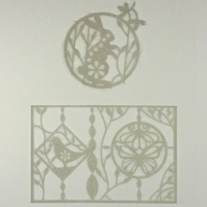 SYMPHONY ornament piece ウサギ #21