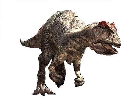 アロサウルスの頭骨レプリカです。 学名:Allosaurus サイズ:...  頭骨・骨格標本・