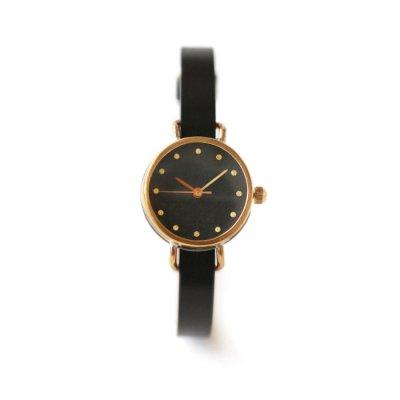 54_06 iroha 黒 真鍮シンプルケース