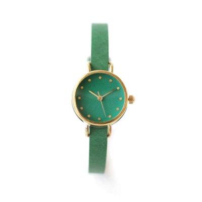 42_04 iroha 緑青 真鍮シンプルケース