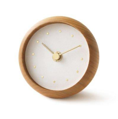 はなもっこ 置時計 水晶(予約注文)