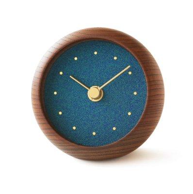 はなもっこ 置時計 群緑(ぐんろく)(予約注文)