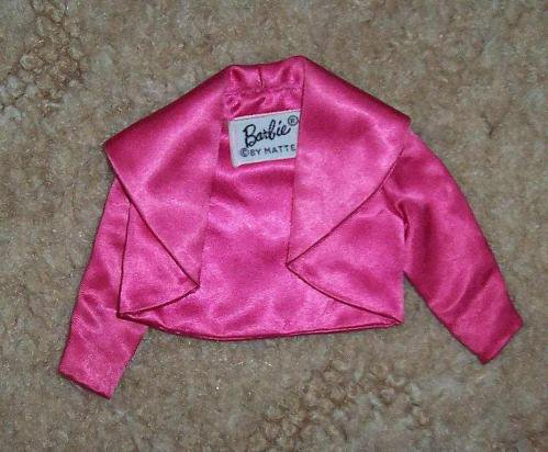 バービー PAK ジャケット--EX+