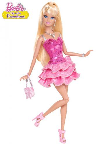 barbie life in the dreamhouse barbie doll バービー人形の通販 販売