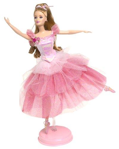 2000 flower ballerina barbie doll from the nutcracker バービー人形