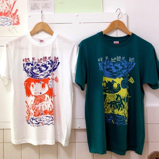L.B.B.Tシャツ | 福士千裕