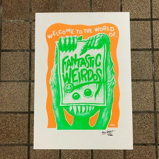 L.B.B.ポスター | Johnny Akihito Noda