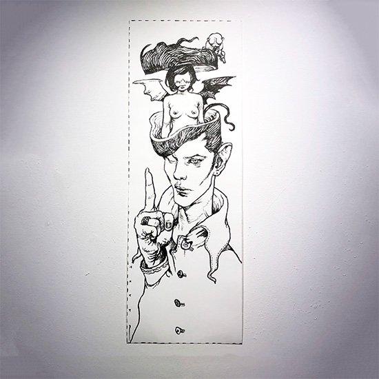 寺田克也 drawing#01
