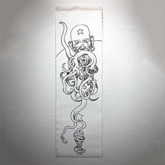 寺田克也 drawing#02