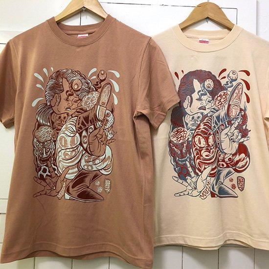 L.B.B.Tシャツ | かつまたひでゆき