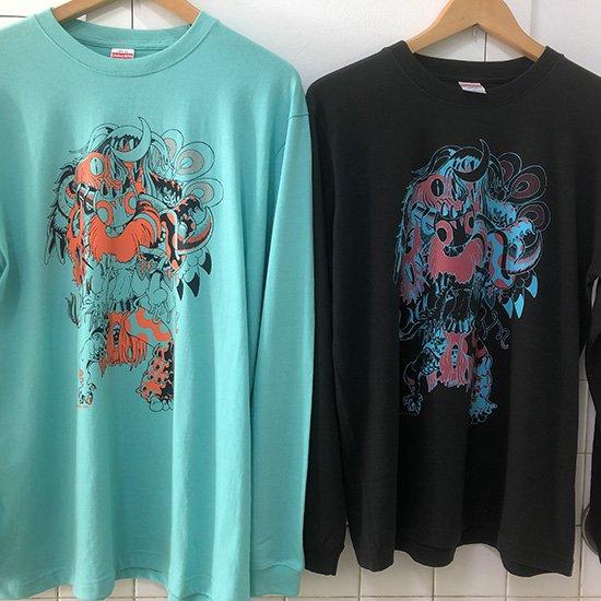 L.B.B.Tシャツ | 沖冲.