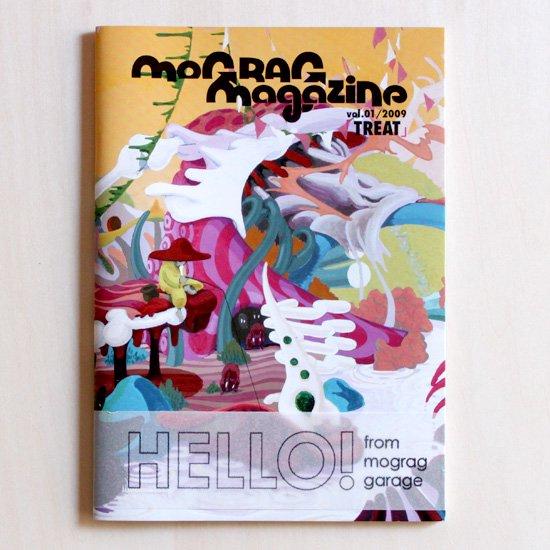 mograg magazine vol,01