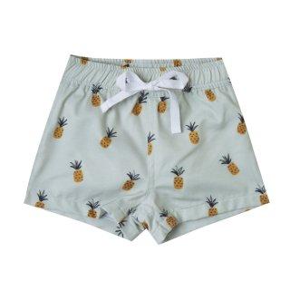 【Last One ! 6-7y】pineapples swim trunk