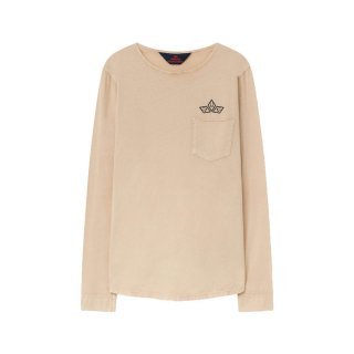 Beige Cricket T-Shirt 3Y・8Y
