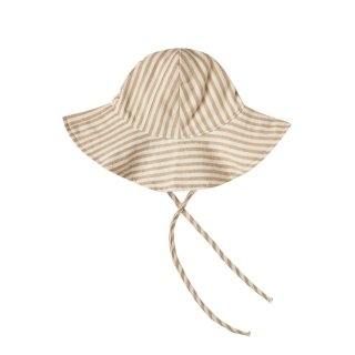 Striped floppy hat 6m-3Y