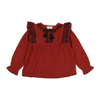 Tunic Laure Brique 3-4Y