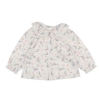 【Last one! 12M 】Tunic Alicia Flower 12M-2Y