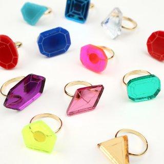 Birth Stone Kids Ring
