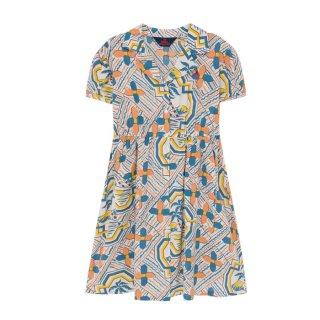 Dolphin dress 4Y-10Y