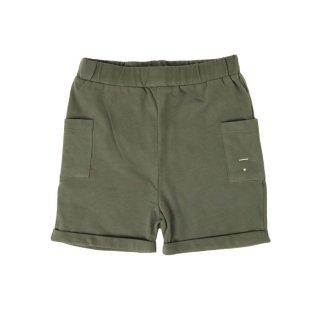 Pocket Shorts Moss - kids 2Y-8Y