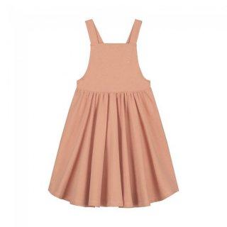 【Last one! 3-4y】Sun Dress Rustic Clay