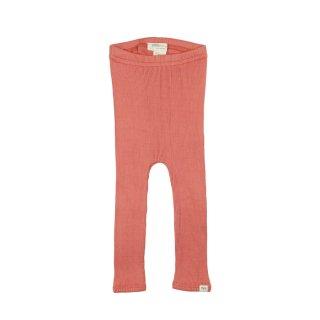 【Last One ! 12-18m】Bieber silk rib leggings- Summerred