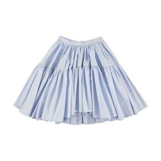 Wide Skirt Blue 3Y-8Y
