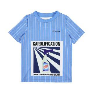 【Last one! 3Y】Soccer Shirt Blue