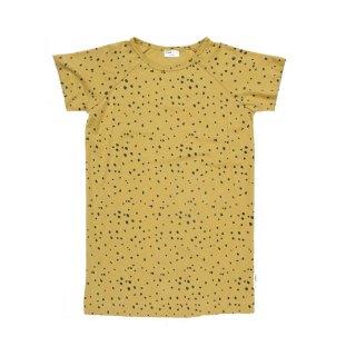Ochre Ocelot T-shirt Dress 2y-6y