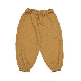 Caramel Capybara Easy Pants 2y-6y