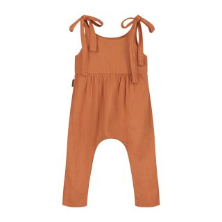 【Last one! 4-5Y】Lucy suit canyon clay