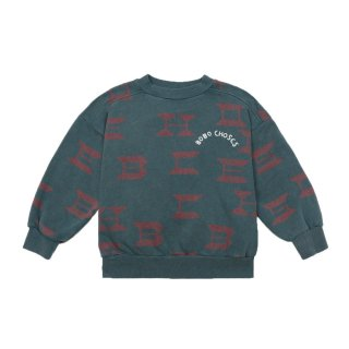 All Over Sweatshirt 4Y-7Y