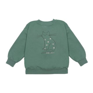 Cat Sweatshirt 2Y-7Y
