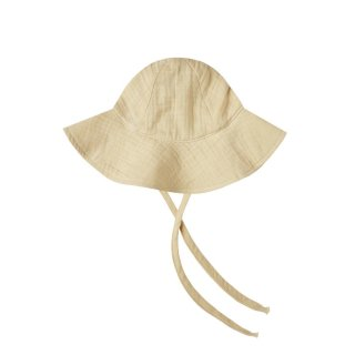 【Last one! 12-3Y】Floppy sun hat Butter