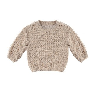 Slouchy pullover sweater 12m-18m・4-7Y