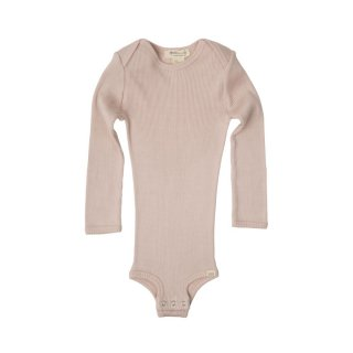 Bono silk LS body Sweet rose 6m-24m