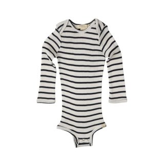 【Last one! 6m-12m】Bono silk LS body Sailor