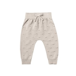 Knit Pants Fog 6m-18m