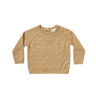 Bailey Knit Sweater Honey 6m-3y