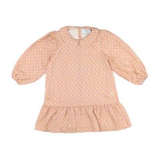 Viscose Dress Sage Sand 4Y-10Y