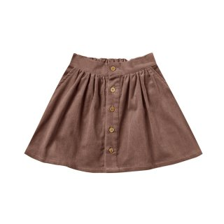 Button Front mini skirt 2y-7y