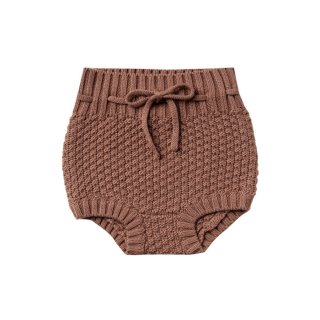 Knit Tie bloomer Clay 6-24m